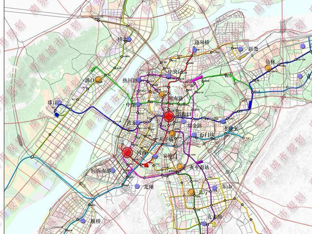 江苏南京市浦口区地图
