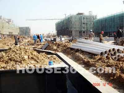 鹏润房地产开发有限公司  杭州滨江房产集团股份有限公司 青岛海信房