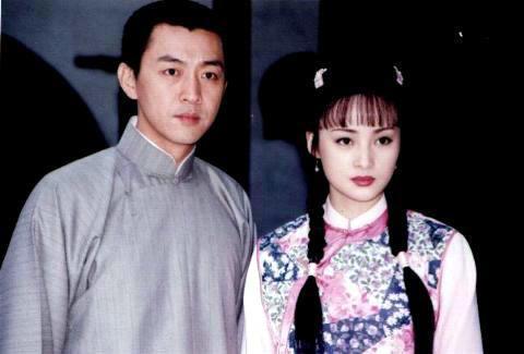 琼瑶剧帅哥美女的现实生活照 张庭上海住豪宅