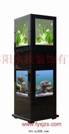 水族馆鱼缸设计图展示